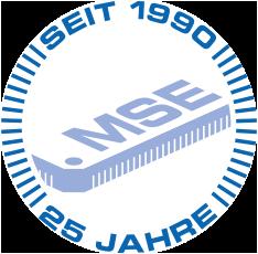 seit 1990 - 25 Jahre MSE Elektronik - SMD Bestückung, Gerätemontage, Löten, Prüfen