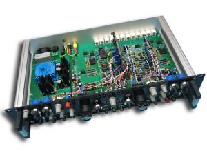 Amplifier für intrazelluläre Messungen