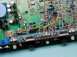 Titelbild Montage: SMD Bestückung, Mechanik, Verdrahtung und Komplettmontage